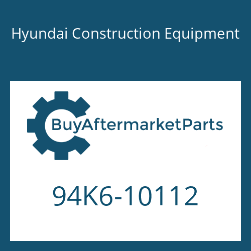 Hyundai Construction Equipment 94K6-10112 - DECAL KIT-B