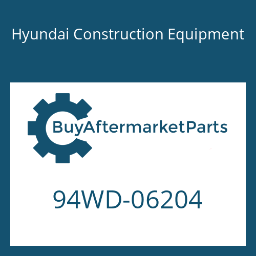 Hyundai Construction Equipment 94WD-06204 - Decal Kit(B)-Hl960hd,Xt