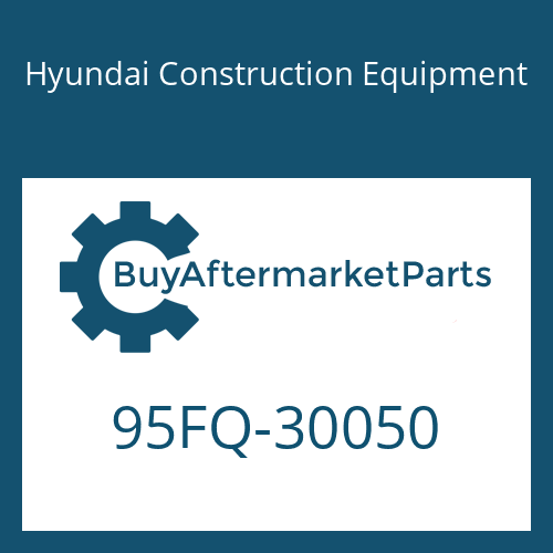 Hyundai Construction Equipment 95FQ-30050 - MANUAL-SERVICE