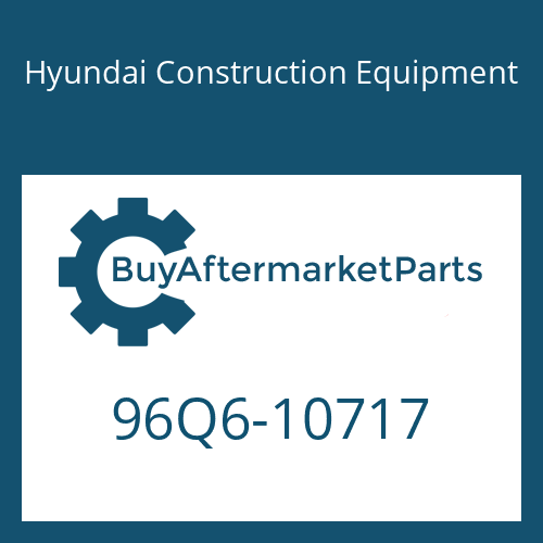 Hyundai Construction Equipment 96Q6-10717 - DECAL-SERVICE INSTRUCTION