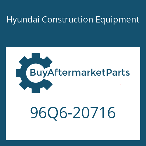 Hyundai Construction Equipment 96Q6-20716 - DECAL-SERVICE INSTRUCTION