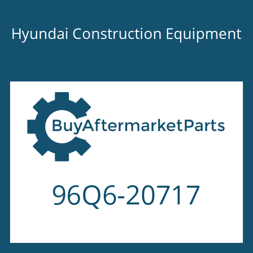 Hyundai Construction Equipment 96Q6-20717 - DECAL-SERVICE INSTRUCTION