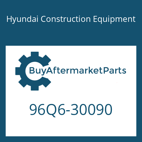 Hyundai Construction Equipment 96Q6-30090 - MANUAL-SERVICE