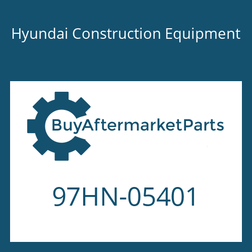 Hyundai Construction Equipment 97HN-05401 - DECAL-CAPACITY