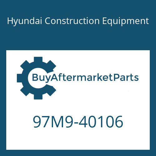 Hyundai Construction Equipment 97M9-40106 - DECAL KIT-B