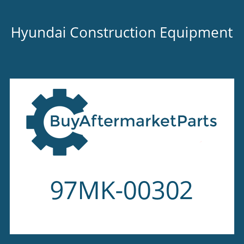 Hyundai Construction Equipment 97MK-00302 - DECAL KIT-A