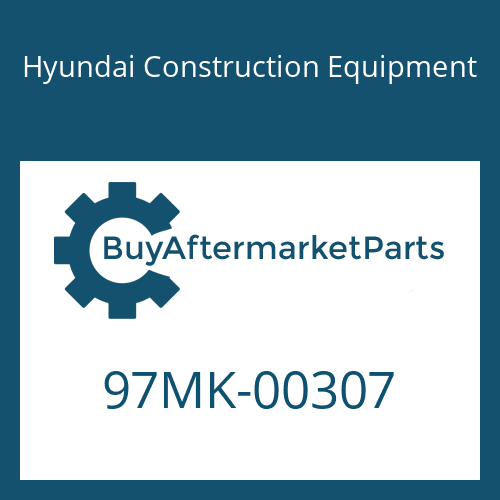 Hyundai Construction Equipment 97MK-00307 - DECAL KIT-A