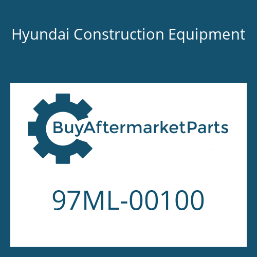 Hyundai Construction Equipment 97ML-00100 - DECAL KIT-A