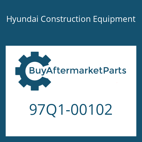 Hyundai Construction Equipment 97Q1-00102 - DECAL KIT-A