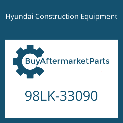 Hyundai Construction Equipment 98LK-33090 - MANUAL-OPERATORS