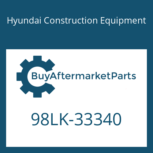 Hyundai Construction Equipment 98LK-33340 - MANUAL-OPERATORS