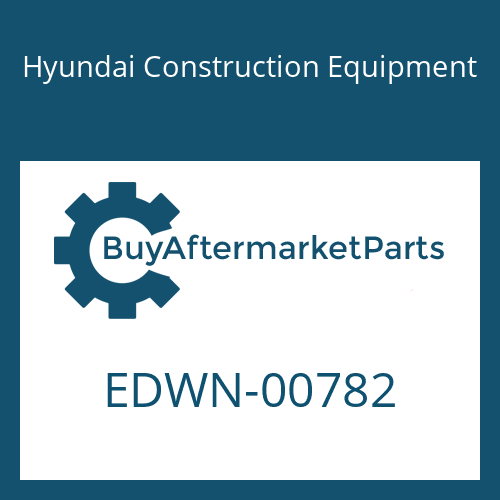Hyundai Construction Equipment EDWN-00782 - PROTECTOR-EDGE
