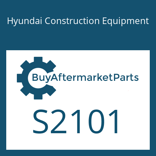 Hyundai Construction Equipment S2101 - SHIM