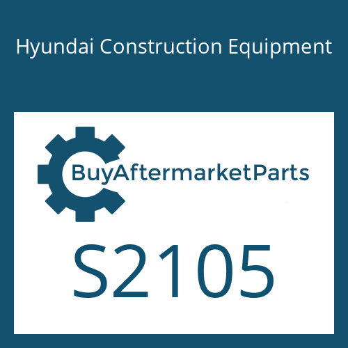 Hyundai Construction Equipment S2105 - VALVE ASSY-RELIEF