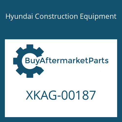 Hyundai Construction Equipment XKAG-00187 - BLOCK-BUSHING