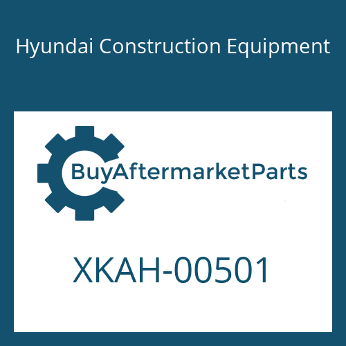 Hyundai Construction Equipment XKAH-00501 - Plug-Dust