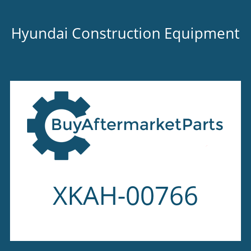 Hyundai Construction Equipment XKAH-00766 - COVER-FRONT