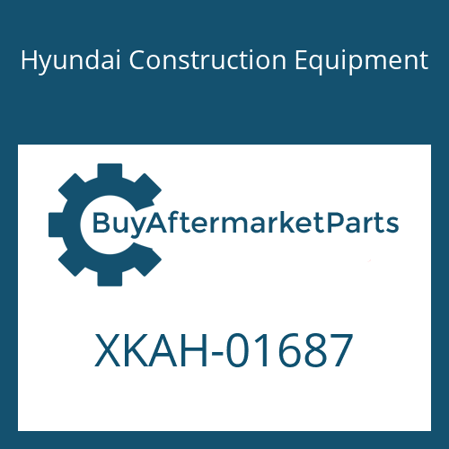 Hyundai Construction Equipment XKAH-01687 - CONTROL UNIT