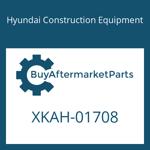 Hyundai Construction Equipment XKAH-01708 - SPRING
