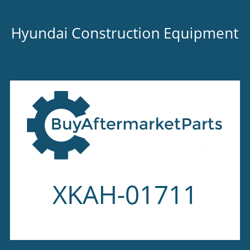 Hyundai Construction Equipment XKAH-01711 - O-RING