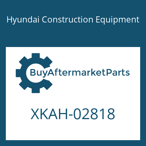 Hyundai Construction Equipment XKAH-02818 - O-RING