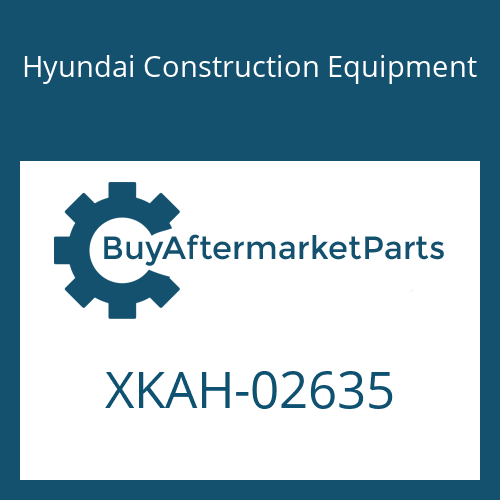 Hyundai Construction Equipment XKAH-02635 - SENSOR-PRESSURE