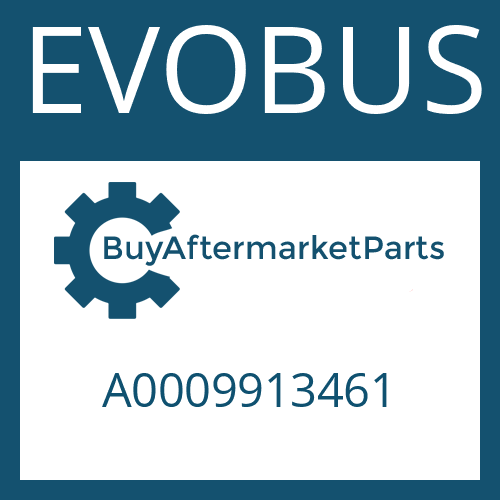 EVOBUS A0009913461 - GROOVED PIN