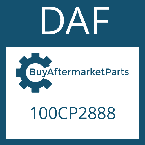DAF 100CP2888 - SHIFT LEVER