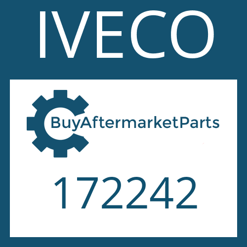 IVECO 172242 - RETAINING RING