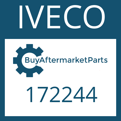 IVECO 172244 - RETAINING RING