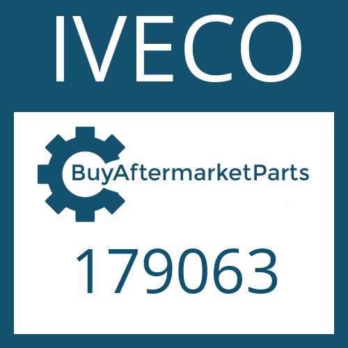 IVECO 179063 - RETAINING RING