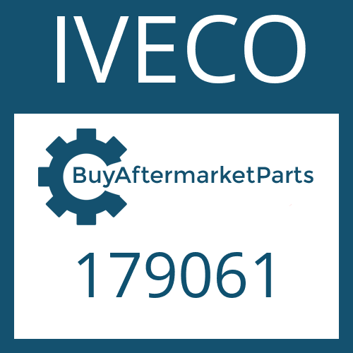 IVECO 179061 - RETAINING RING