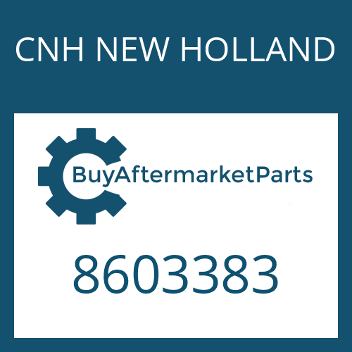 CNH NEW HOLLAND 8603383 - COMPRESSION SPRING
