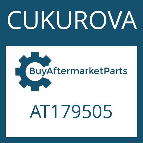 CUKUROVA AT179505 - ROLLER BEARING