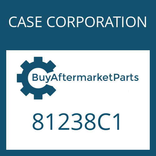 CASE CORPORATION 81238C1 - OUTER CLUTCH DISK
