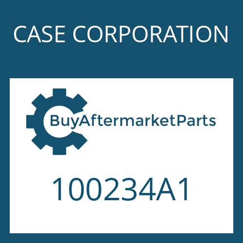 CASE CORPORATION 100234A1 - WASHER