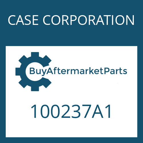 CASE CORPORATION 100237A1 - WASHER