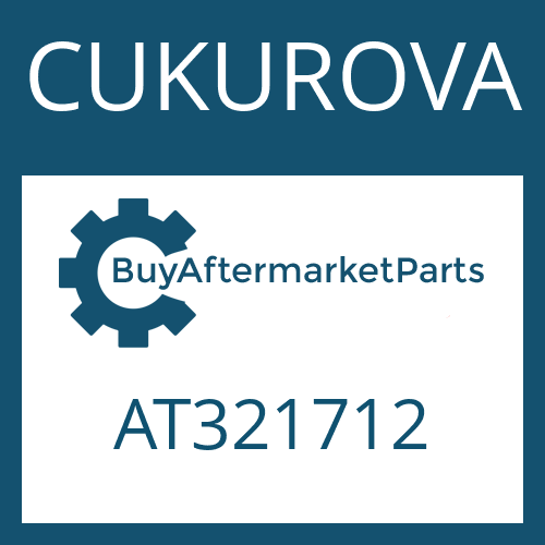 CUKUROVA AT321712 - WASHER