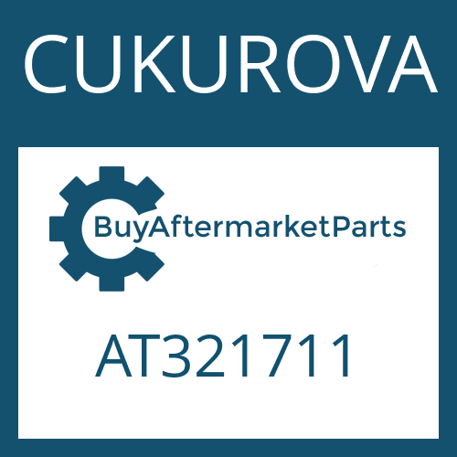 CUKUROVA AT321711 - WASHER