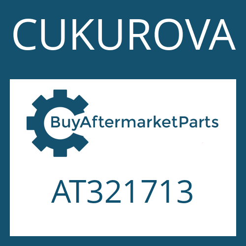 CUKUROVA AT321713 - WASHER