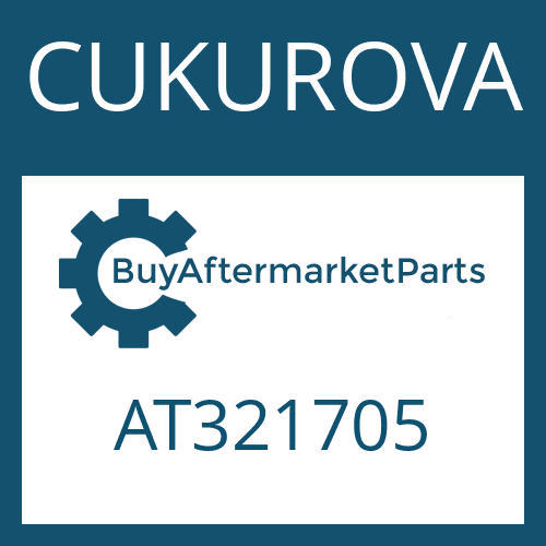 CUKUROVA AT321705 - WASHER