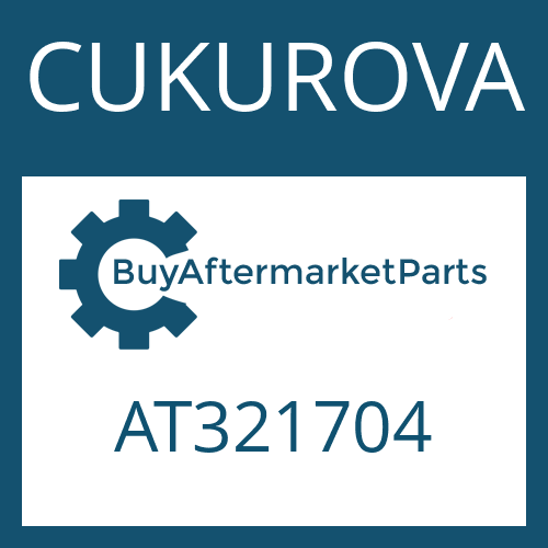 CUKUROVA AT321704 - WASHER