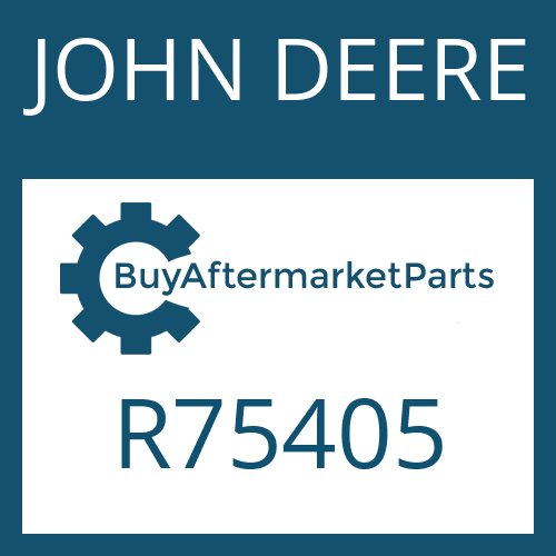 JOHN DEERE R75405 - WASHER