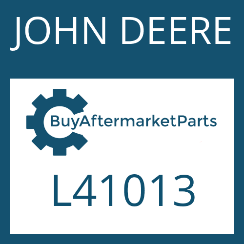 JOHN DEERE L41013 - THRUST WASHER