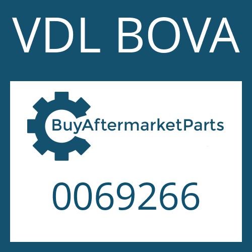 VDL BOVA 0069266 - RING GEAR