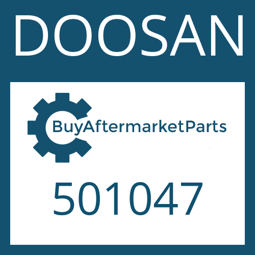 DOOSAN 501047 - SCREW NECK