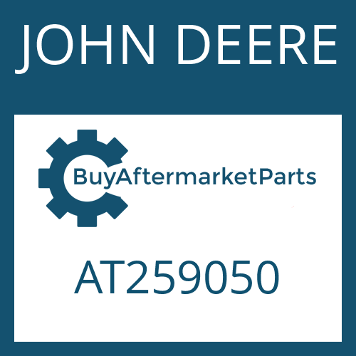 JOHN DEERE AT259050 - CYLINDRICAL PIN