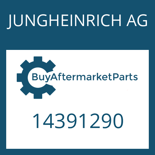JUNGHEINRICH AG 14391290 - SNAP RING