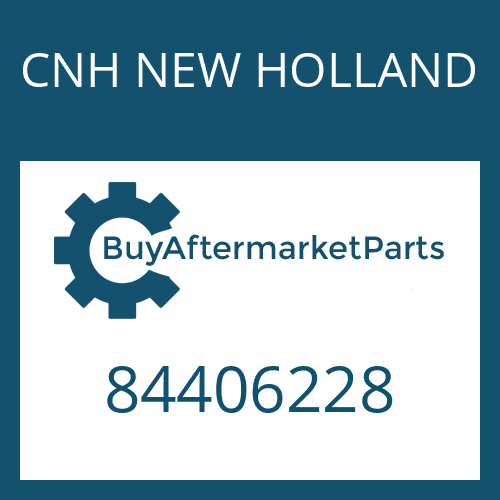 CNH NEW HOLLAND 84406228 - CYLINDRICAL PIN