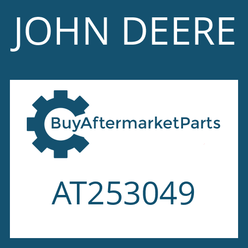 JOHN DEERE AT253049 - SLOT.PIN